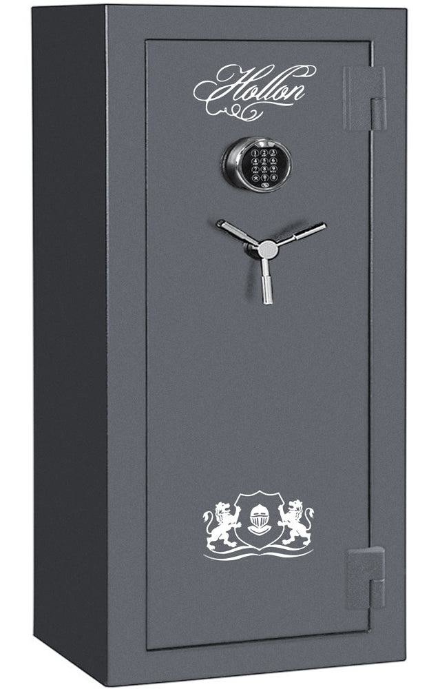 CS-24 Drill-Resistant Crescent Shield Gun Safe Series