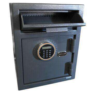 DP450LK Shark Teeth Baffle Front Drop Safes