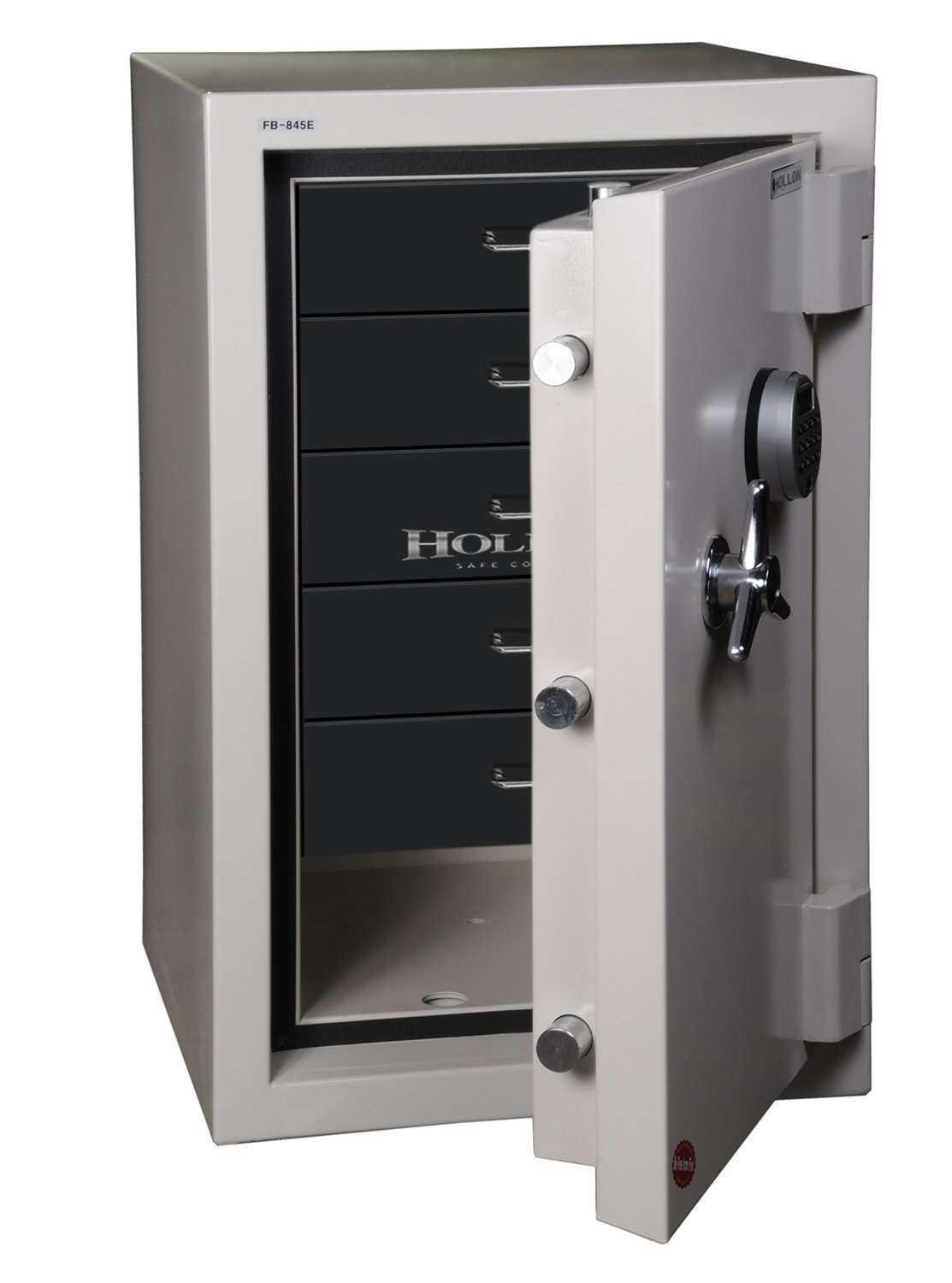 845-JD Series Tri-Spoke Handle Jewelry Safes