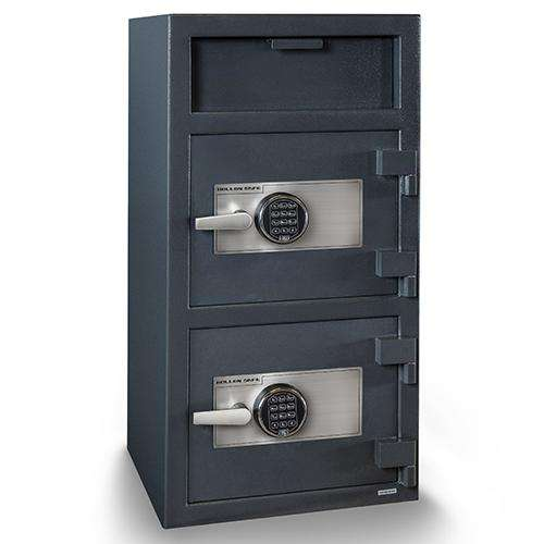 FDD-4020 Series Drill/Ballistic Resistant Double Door Drop Safes
