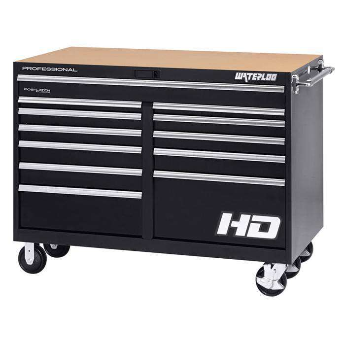 "Demo - Waterloo Professional HD Series 56"" 12-Drawer Cabinet"