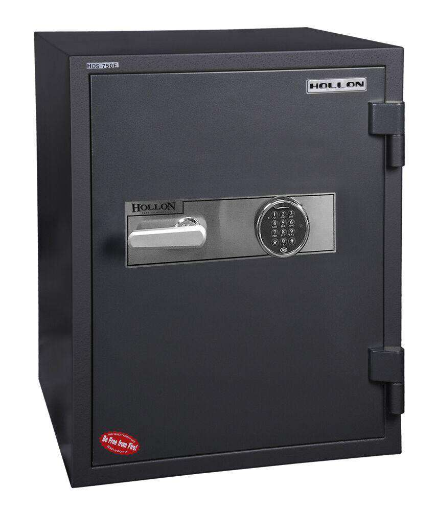 HDS-750 Series Removable Shelves Data Safes