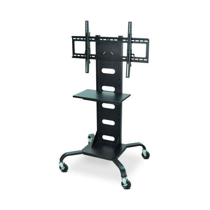 Mobile Flat Panel TV Stand with Mount