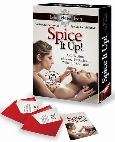 Behind Closed Doors - Spice It Up!