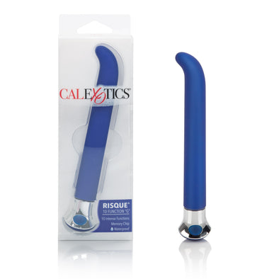 10-Function Risque G-Vibe - Blue