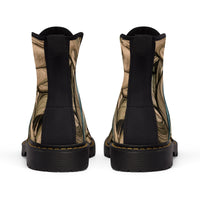 Abas Kids' Martin Boots