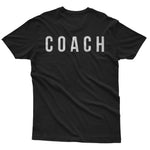 Coaches T -Shirt Black