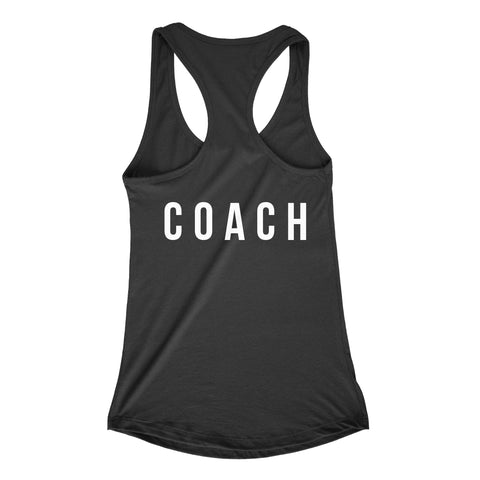 Coaches Vest Black