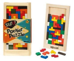 Pocket Puzzle - Meyer's Market