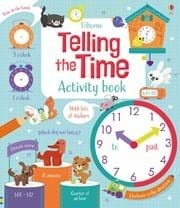 Telling The Time Activity Book - Meyer's Market