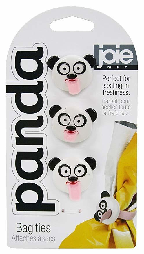 Panda Bag Ties - Meyer's Market