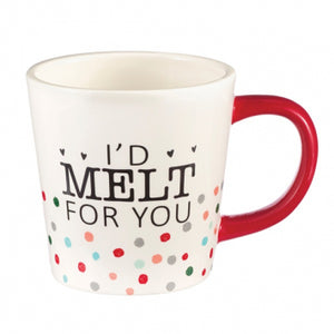I'd Melt For You Snowman Mug - Meyer's Market