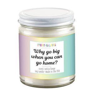 Funny Soy Candles - Meyer's Market