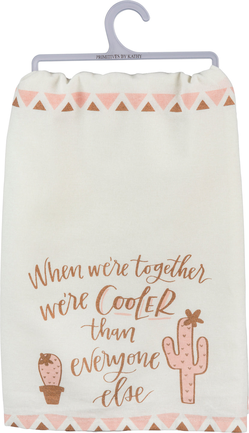Cooler Than Ever Dish Towel - Meyer's Market
