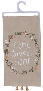 Home Sweet Home Dish Towel - Meyer's Market