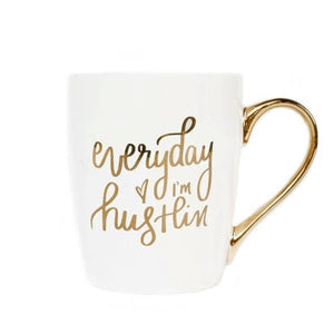 Everyday Hustlin Mug - Meyer's Market