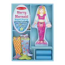 Mermaid Magnetic Dress Up - Meyer's Market