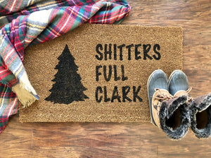 Christmas Themed Doormat - Meyer's Market