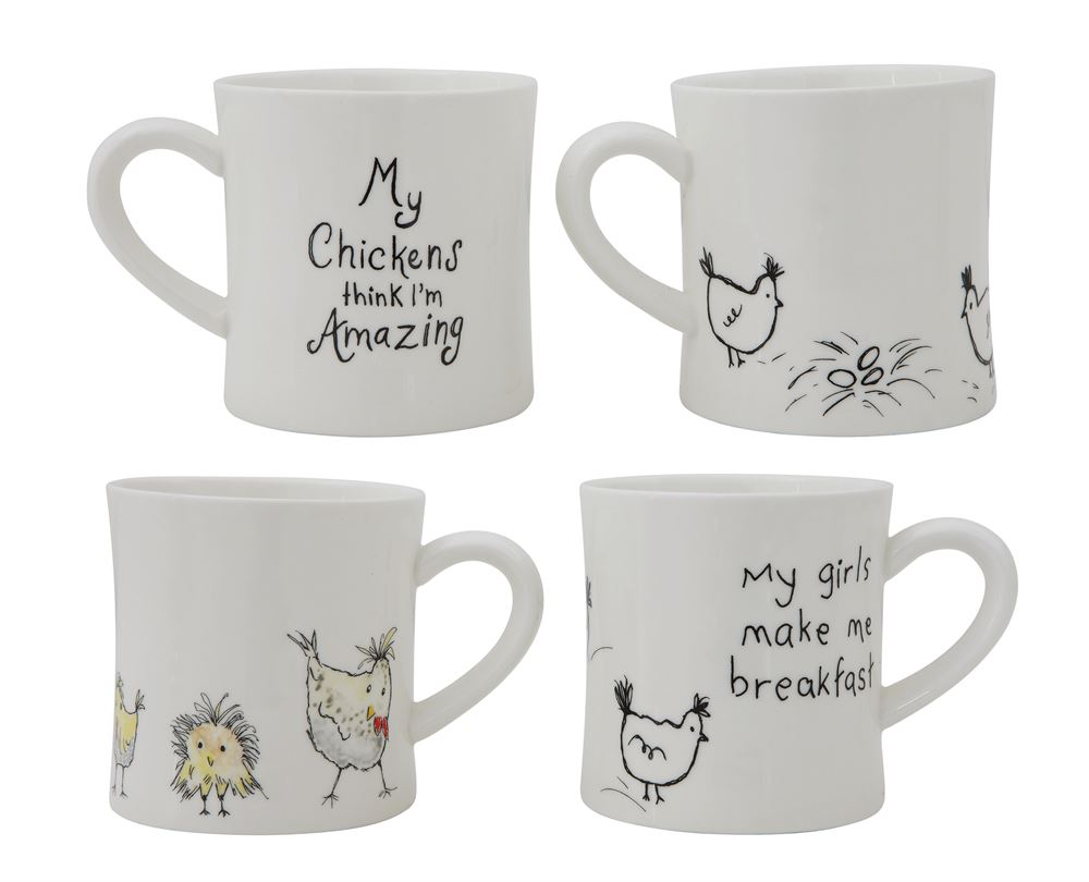 Chicken Mugs - Meyer's Market