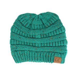C.C Speckled Beanie - Meyer's Market