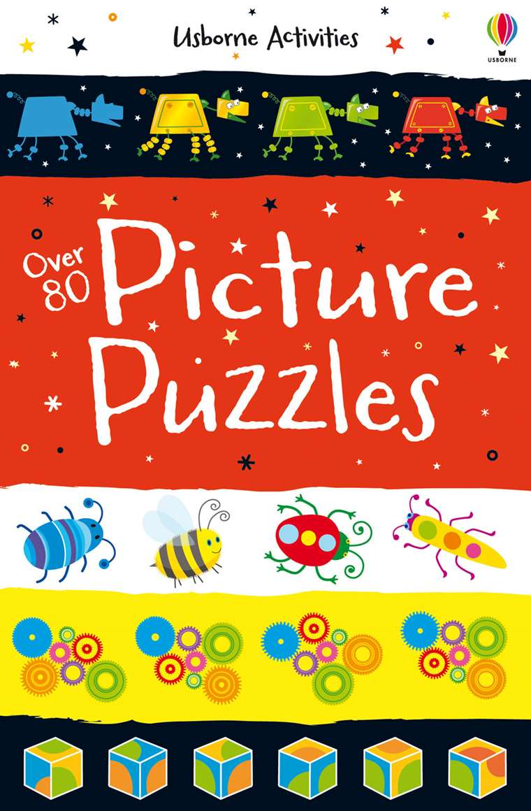 Over 80 Picture Puzzles - Meyer's Market