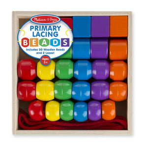 Primary Lacing Beads - Meyer's Market
