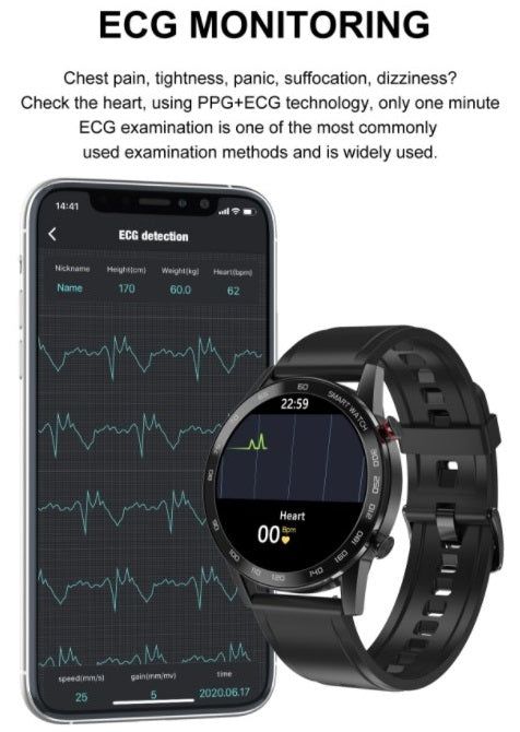 ECG Slim Plus | ADOGADGETS