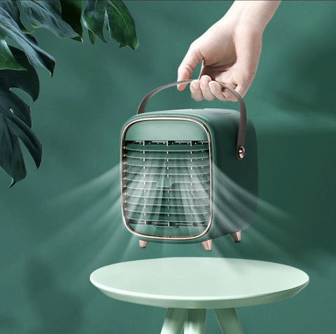 Glacier Air Cooler | GIZUPP