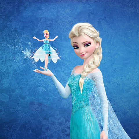 Magically Flying Princess Doll | GIZUPP