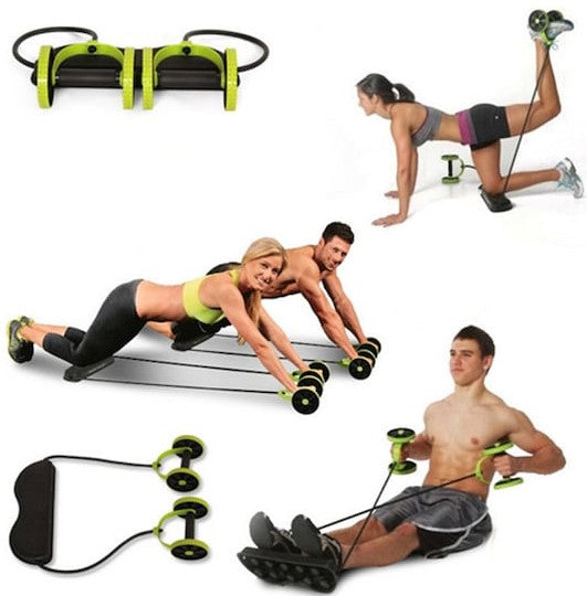 Ab Roller Multifunction Abs Exercise Machine | ADOGADGETS