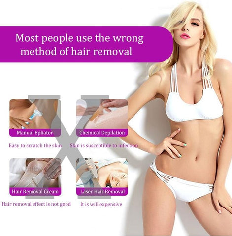 SmoothGlide Hair Removal Kit | ADOGADGETS