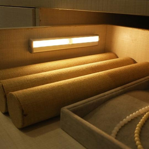 Motion Sensor LED Light Bars | GIZUPP