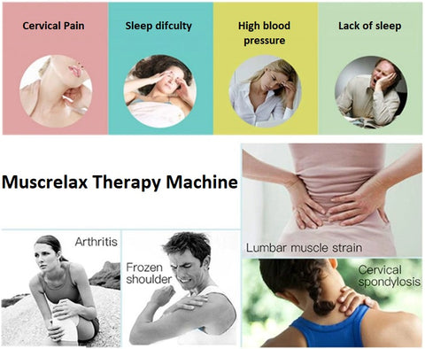 Muscrelax Therapy Machine | ADOGADGETS