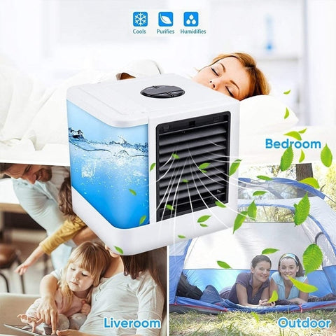 Icebox Air Cooler | ADOGADGETS