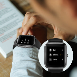 Thermo Smartwatch | ADOGADGETS