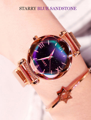 Magnetic Celestial Watch