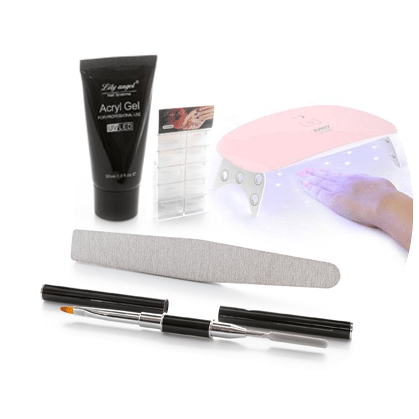 Poly Nail Gel Kit