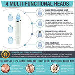 Professional Electric Blackhead Vacuum | ZULATOP