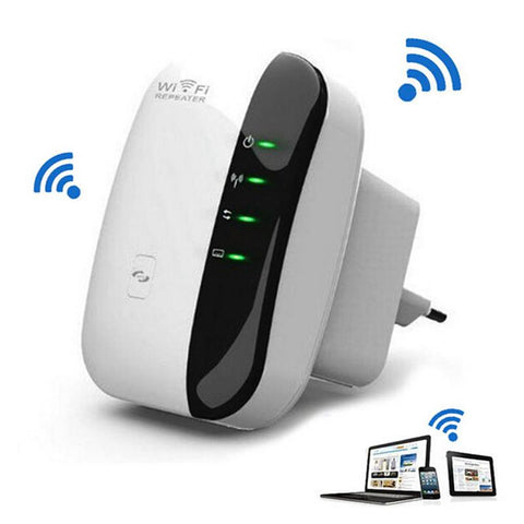 Plug&Browse - Smart Wireless WiFi Repeater