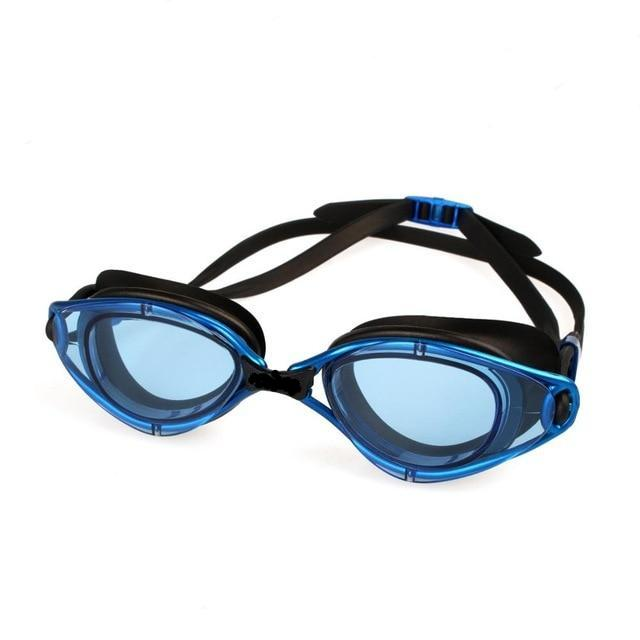 Kids Adult Silicon Swimming Goggles Anti-Fog Waterproof Adjustable UV Protection