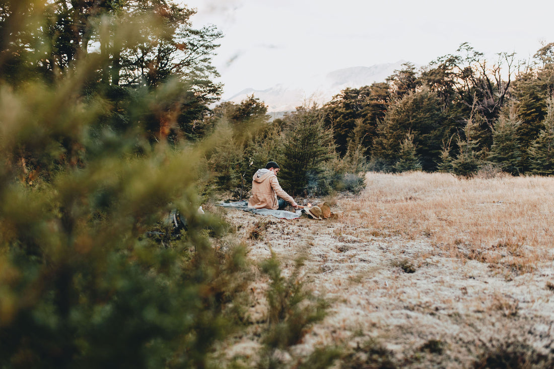 Finding those perfect secluded camp spots