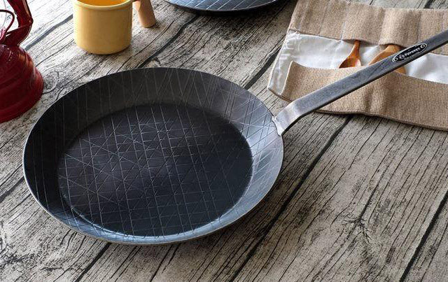 Turk Forged Iron Pan