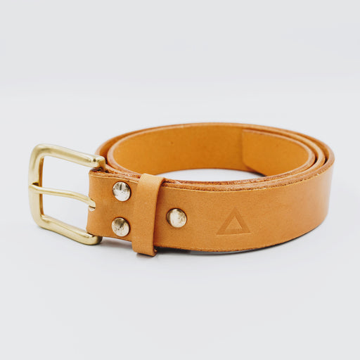 The Daily Belt - Tan