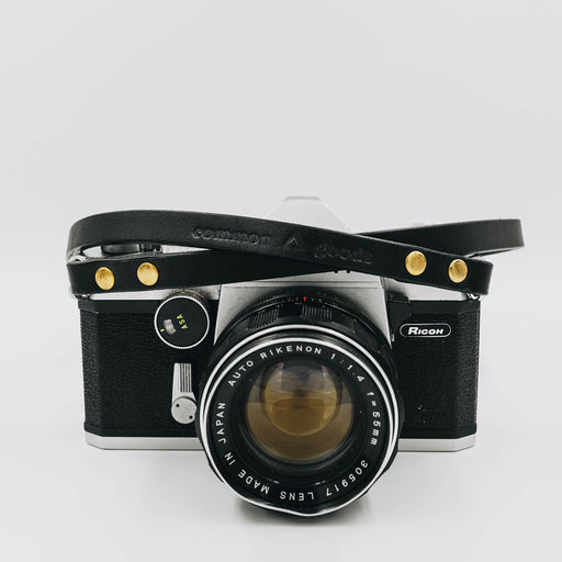 Leather Camera strap common Goods