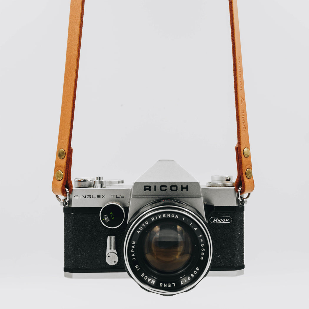 Common Goods NZ camera Strap