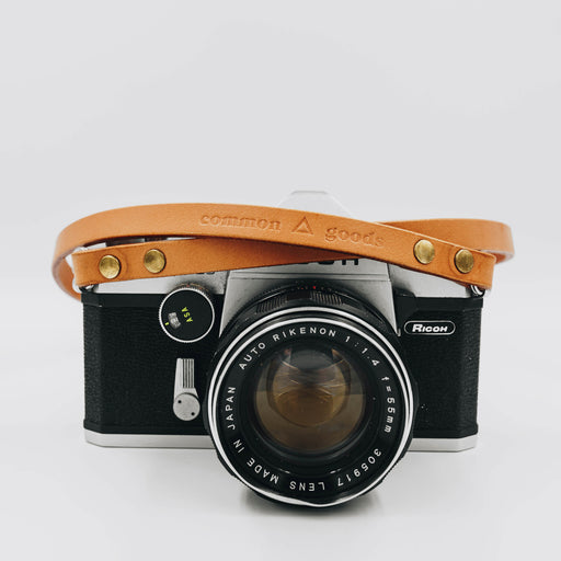 Leather Camera Strap NZ