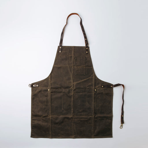 Common Goods Waxed Canvas Full Sized Apron