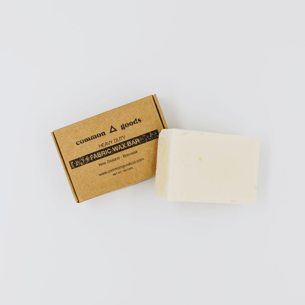 beeswax fabric wax