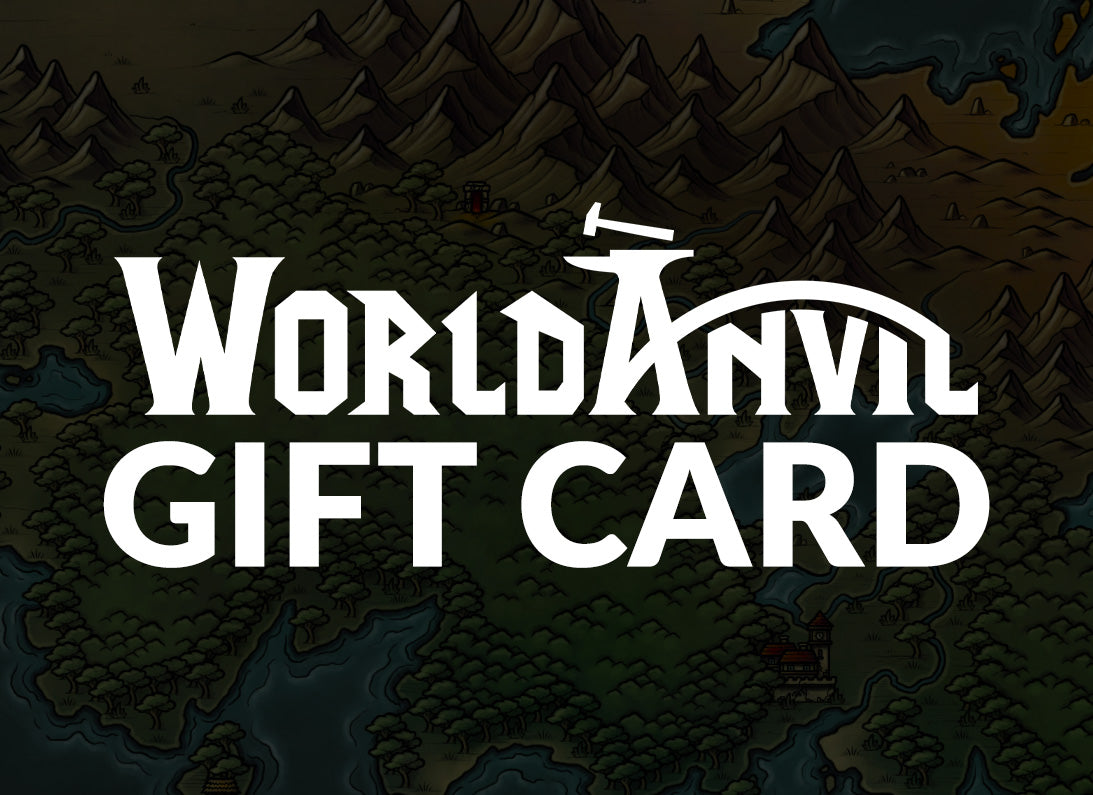 World Anvil Gift Card