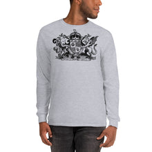 Load image into Gallery viewer, World Anvil Crest Long Sleeve Shirt